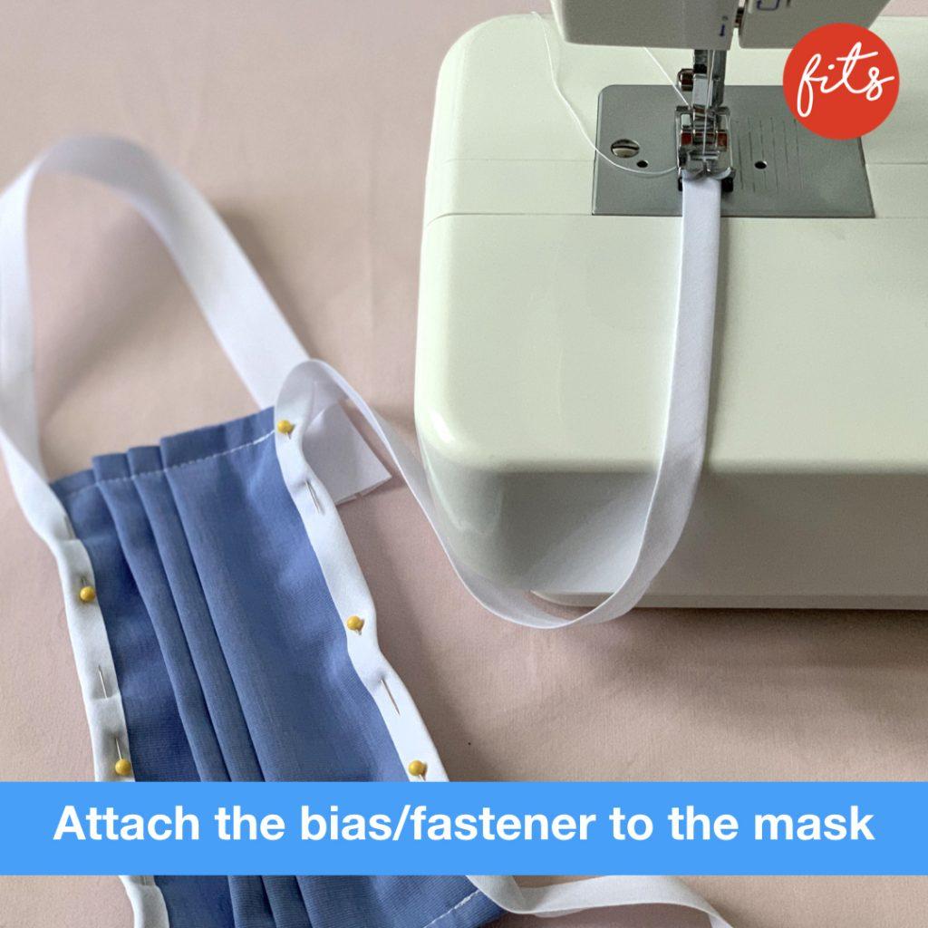 Image of stitching mask
