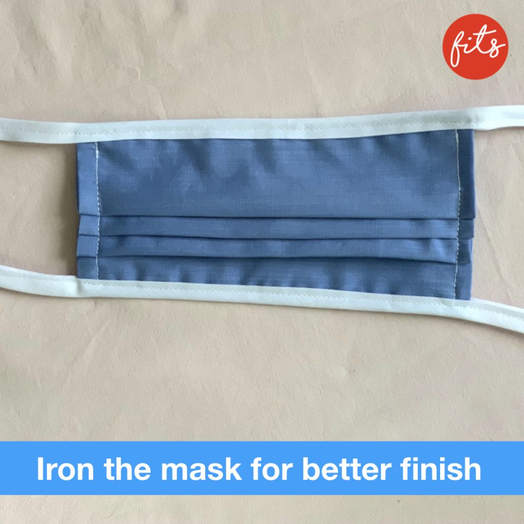 how to make masks from old textiles